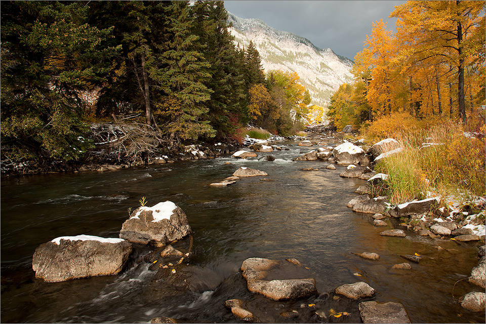 Crowsnest River