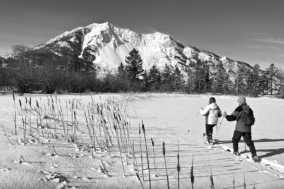 Winter Trekking In Crowsnest Pass II