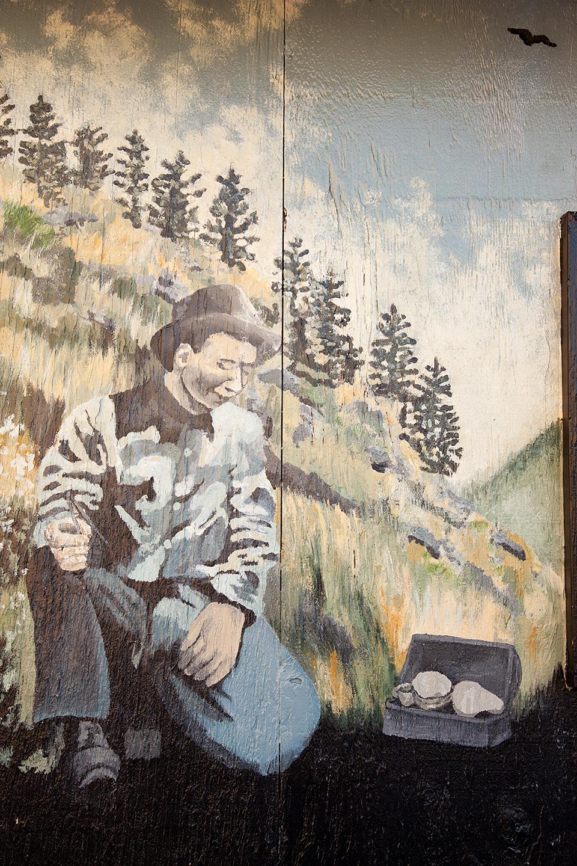 Bellevue Mine Mural #_2