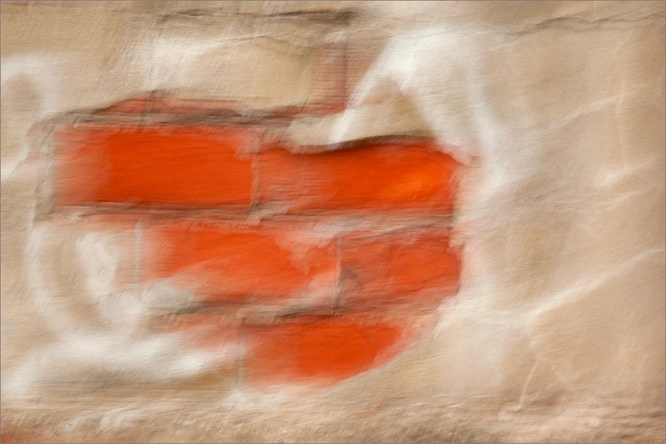 Brickwork Blur