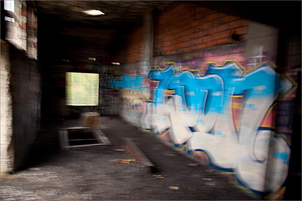 Crowsnest Graffiti #2