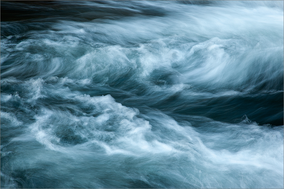 Crowsnest River Blur #3