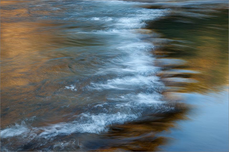 Crowsnest River Blur #2