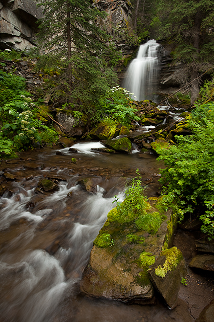 Drum Creek Falls