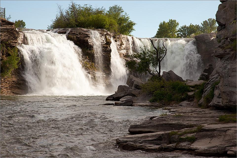 Lundbreck Falls #2