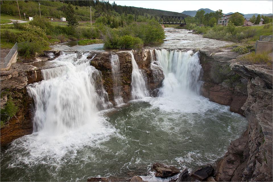 Lundbreck Falls #3