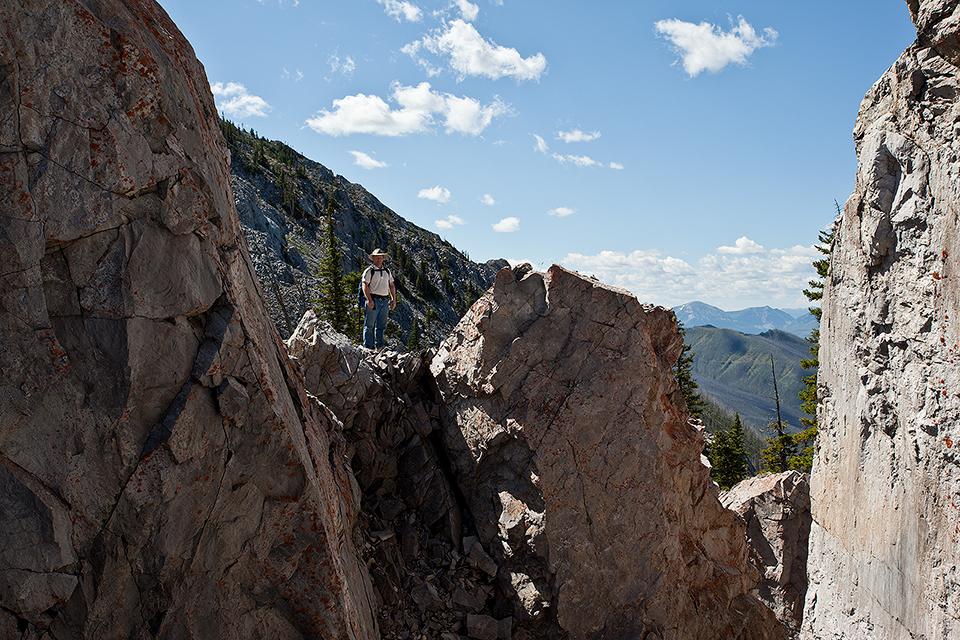Turtle Mountain Hike III