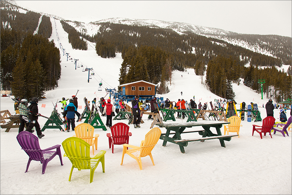 Castle Mountain Resort