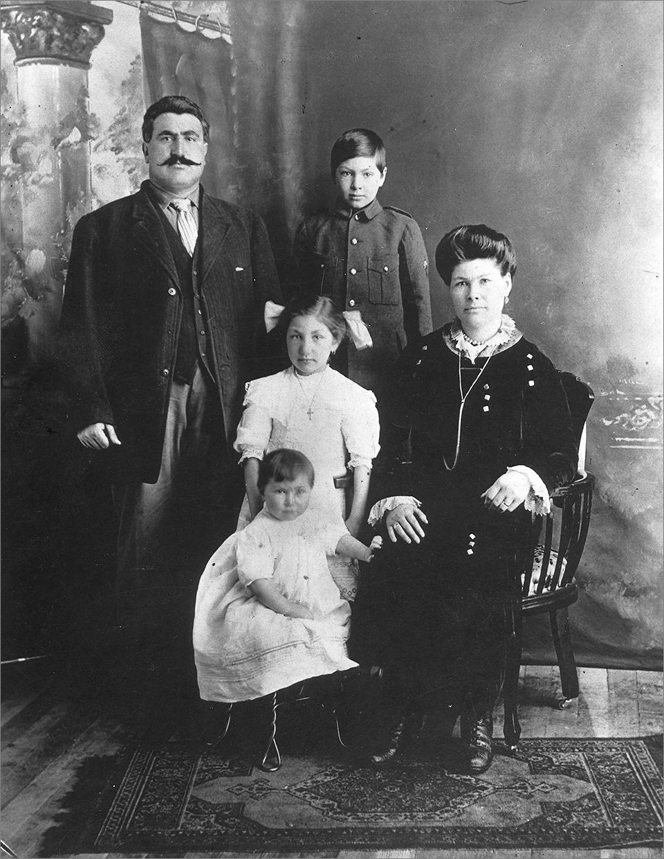 Emilio Picariello Family
