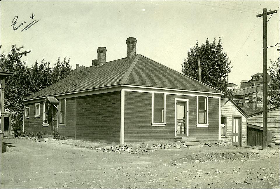 APP Barracks - Coleman, Alberta