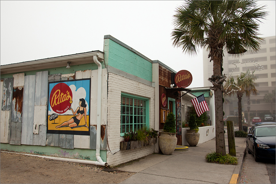 Rita's Seaside Grille - Folly Beach